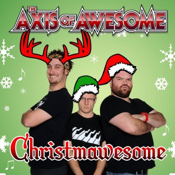 Christmawesome - cover art