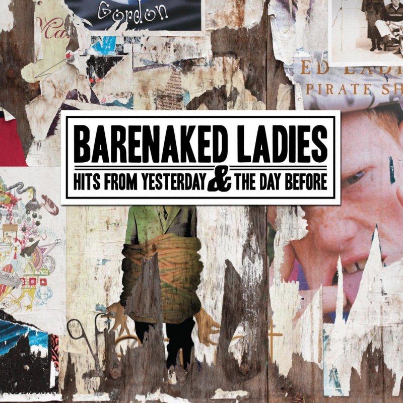 Bare Naked Ladies Big Bang Theory 8