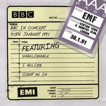 Testi BBC In Concert (30th January 1991): EMF