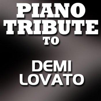 Testi Piano Tribute to Demi Lovato