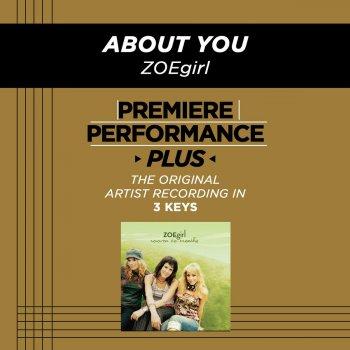 Testi Premiere Performance Plus: About You