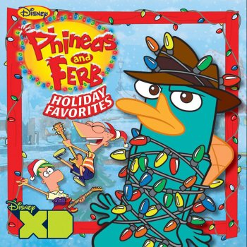 Testi Phineas and Ferb Holiday Favorites