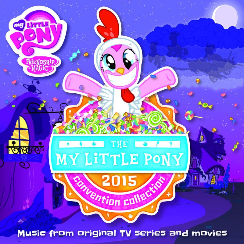 """Cafeteria Song (From """"My Little Pony"""