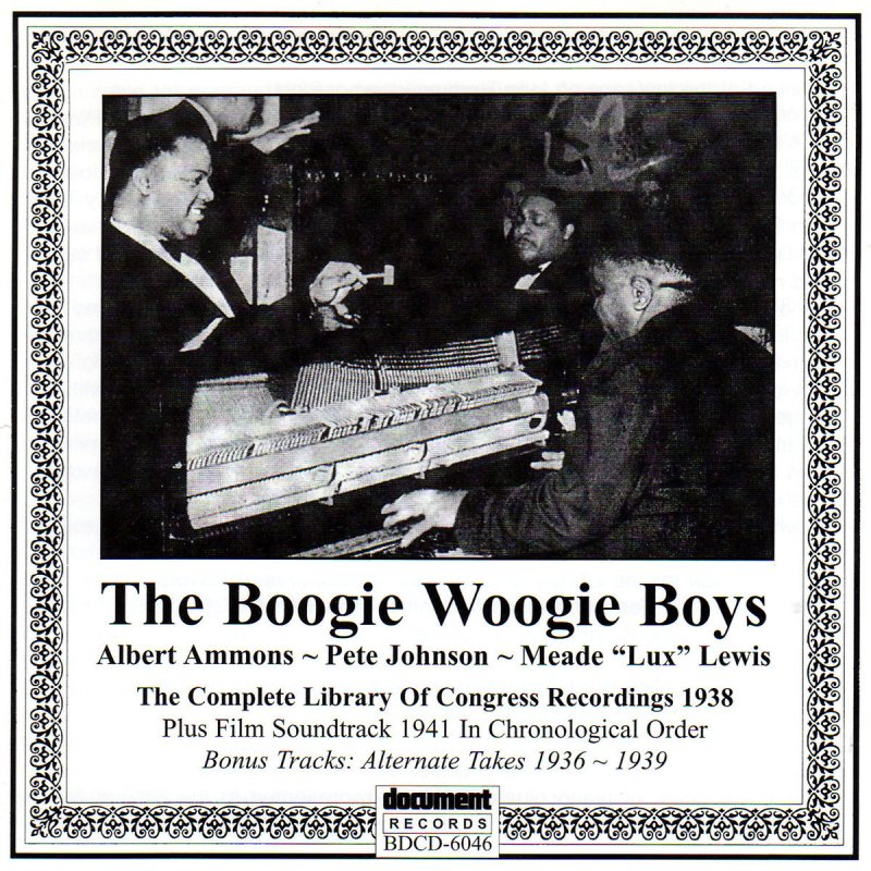 Albert Ammons feat. Pete Johnson - Boogie Woogie Dream Lyrics ...