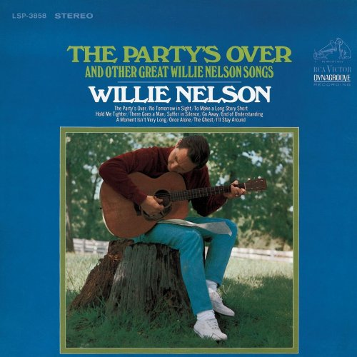 Willie Nelson - The Party's Over Lyrics