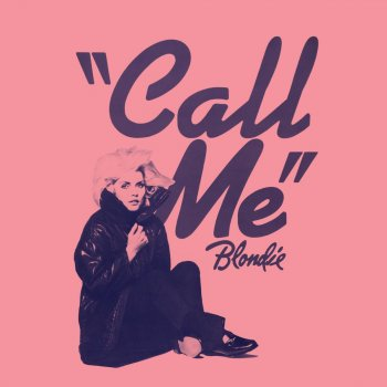 Call Me by Blondie - cover art