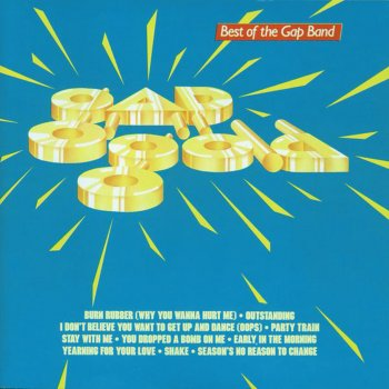 Testi Gap Gold - Best of the Gap Band