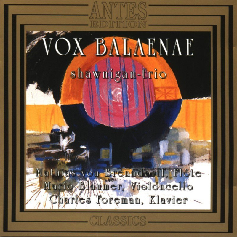 an overview of the inspiration behind vox balaenae Explore sarah mcneal's board myth and legend on pinterest  a good overview of info for the older student but make sure to  george crumb-vox balaenae.