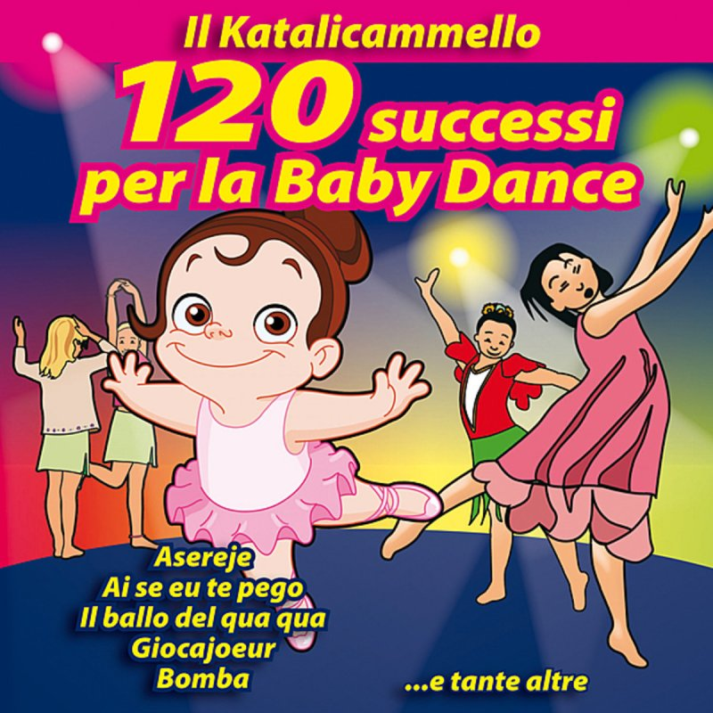 Karin Mensah Il Ballo Del Qua Qua Lyrics Musixmatch