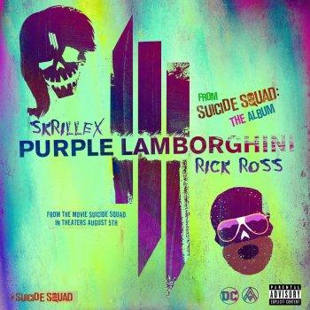 Purple Lamborghini By Skrillex Rick Ross Album Lyrics Musixmatch