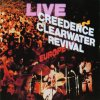 Live In Europe (Remastered) Creedence Clearwater Revival - cover art