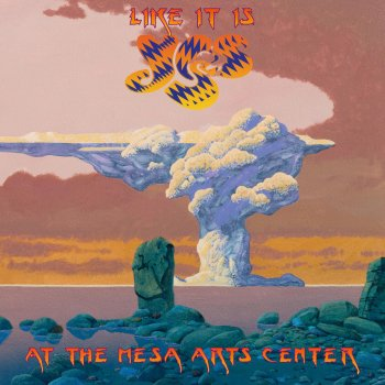 Like It Is - Yes at the Mesa Arts Center - cover art