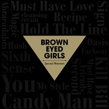 Brown Eyed Girls BEST - Special Moments                                                     by Brown Eyed Girls – cover art
