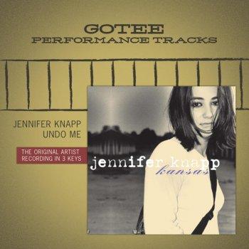 Testi Undo Me (Gotee Performance Track)