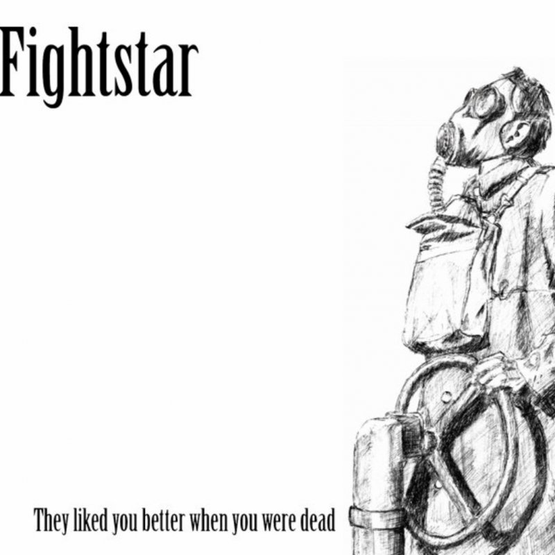 paroles de Fightstar - Lost Like Tears In the Rain | Musixmatch