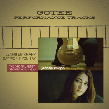 Testi Say You Won't Say (Gotee Performance Track)