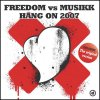 Hang On (2007) Freedom feat. Musikk - cover art