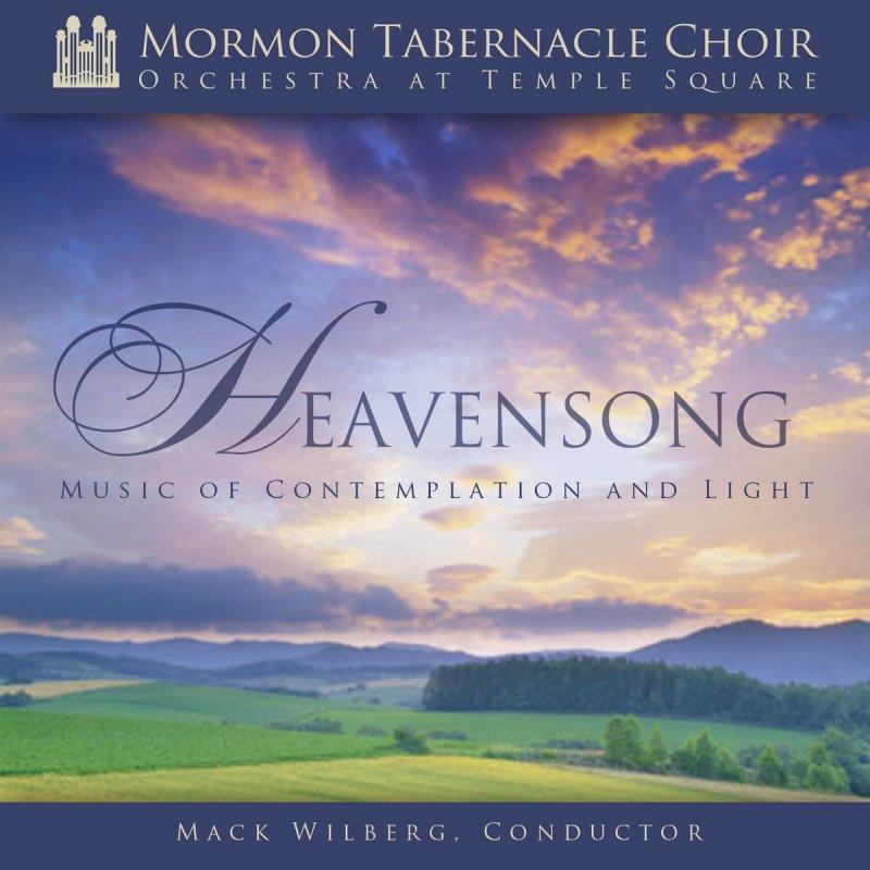 Mormon Tabernacle Choir - I Will Lift Up Mine Eyes Lyrics   Musixmatch