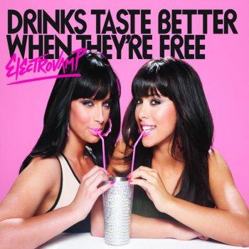 Testi Drinks Taste Better When They're Free