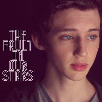 The Fault in Our Stars lyrics – album cover