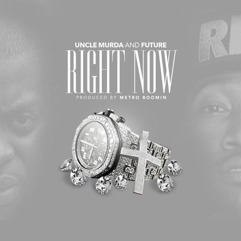 Lyric murda lyrics : Uncle Murda feat. Future - Right Now Lyrics | Musixmatch