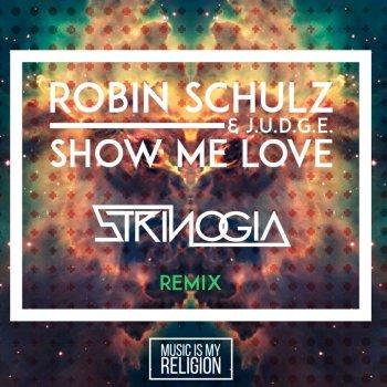 Testi Show Me Love (Strinogia Remix)