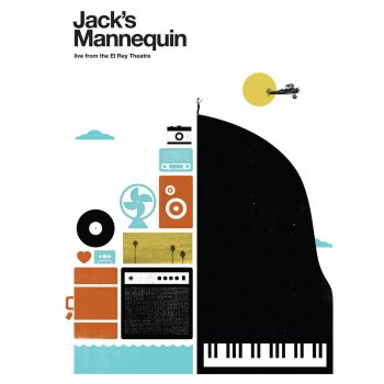 Testi Jack's Mannequin: Live From the El Rey Theatre