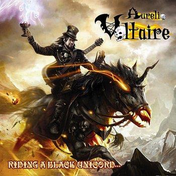 Testi Riding a Black Unicorn...