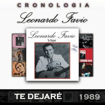 Testi Leonardo Favio Cronología - Te Dejaré (1989)