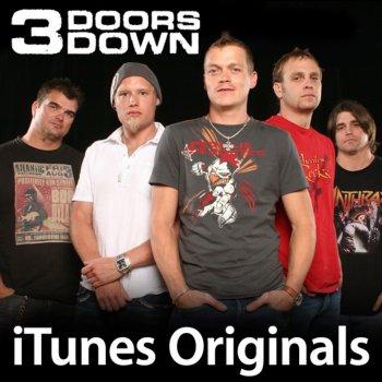 Itunes Originals 3 Doors Down By 3 Doors Down Album Lyrics