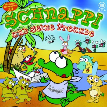 Schnappi lyrics deutsch