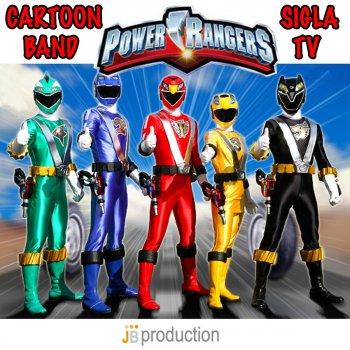 Testi Power Rangers (Sigla TV)