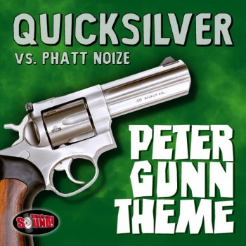 Peter Gunn Theme (Eikam Rmx) [Remixes]                                                     by DJ Quicksilver – cover art