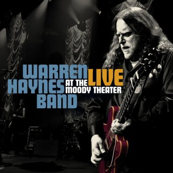 Testi Warren Haynes Band - Live from the Moody Theater