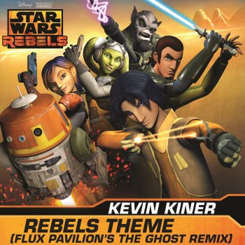 """Testi Rebels Theme (Flux Pavilion's the Ghost Remix/From """"Star Wars: Rebels"""")"""