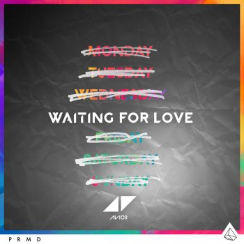Waiting for Love lyrics – album cover