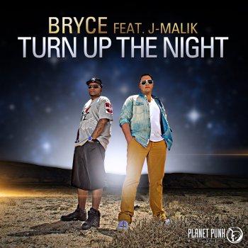 Turn Up the Night (Lenny McDustin Remix) by Bryce feat. J-Malik - cover art