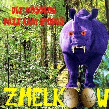 Testi Dej, nosorog, pazi kam stopaš!