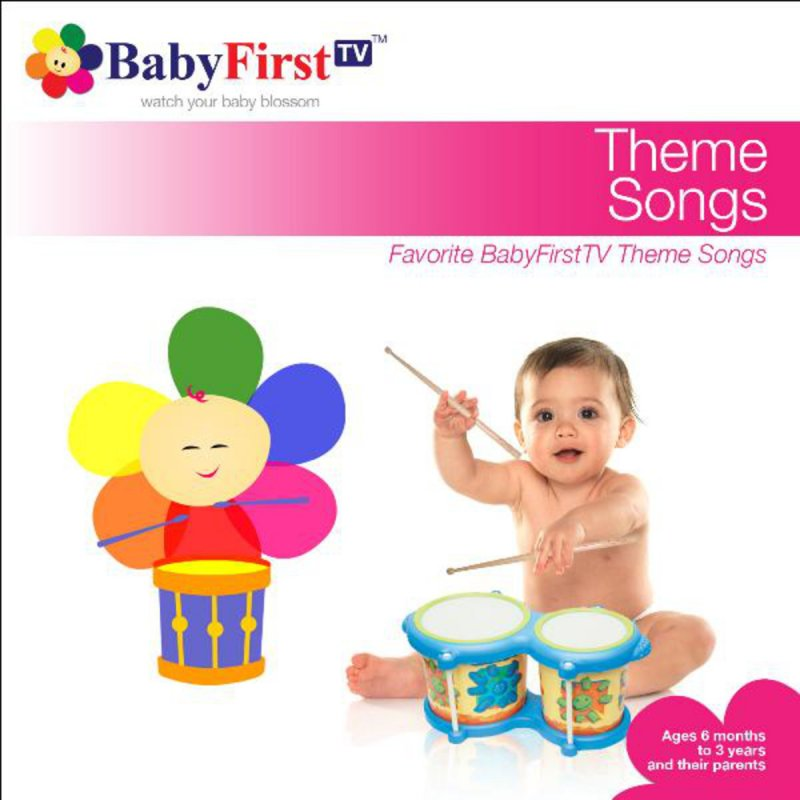 BabyFirstTV - My Child, Me And Babyfirsttv Lyrics