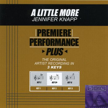 Testi Premiere Performance Plus: A Little More