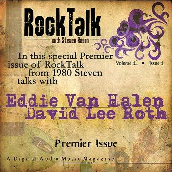 Testi RockTalk, Vol. 1: Eddie Van Halen & David Lee Roth