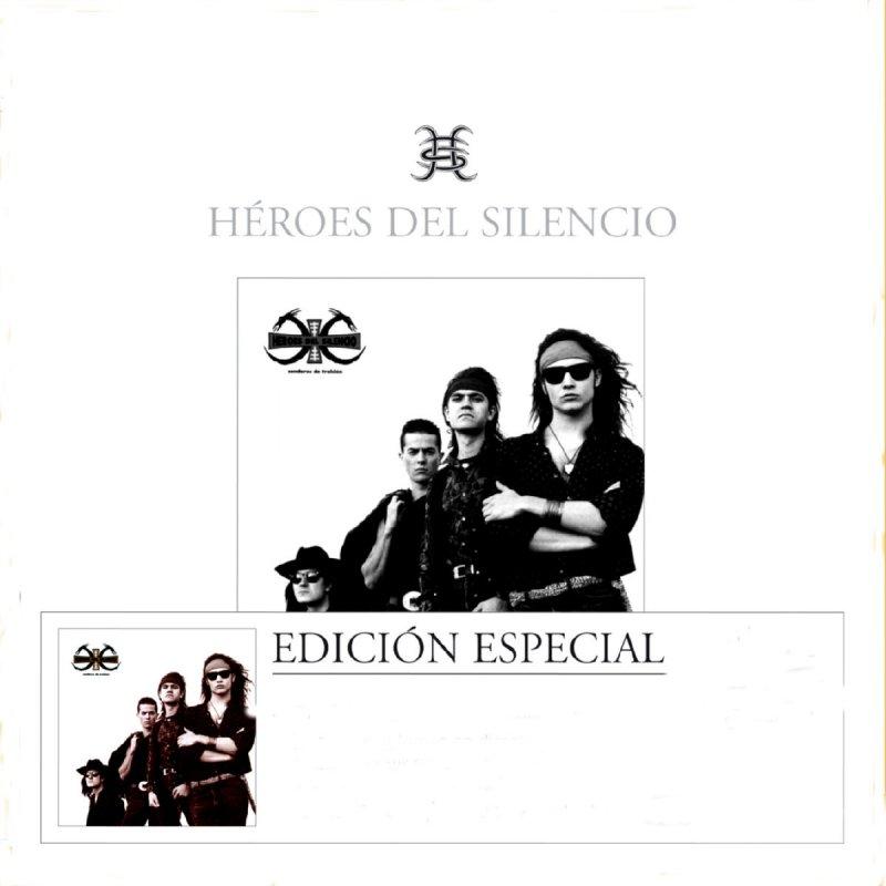 Héroes Del Silencio Senda Lyrics Musixmatch