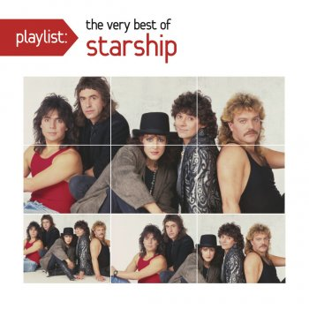 Testi Playlist: The Very Best of Starship
