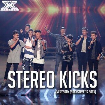 Testi Everybody (Backstreet's Back) [X Factor Performance]