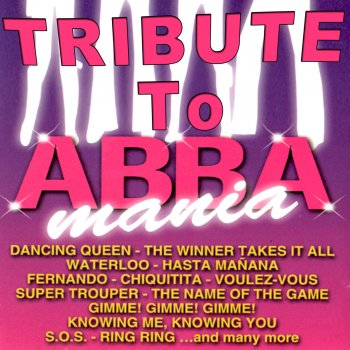 Testi Tribute to Abba