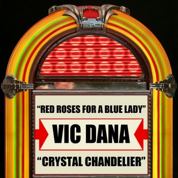 Testi Red Roses for a Blue Lady / Crystal Chandelier