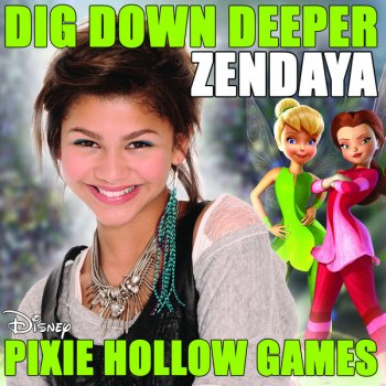 "Testi Dig Down Deeper (From the film ""Pixie Hollow Games'')"