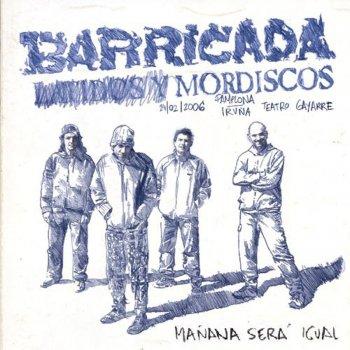 Deja que esto no acabe nunca - concierto Gayarre by Barricada - cover art