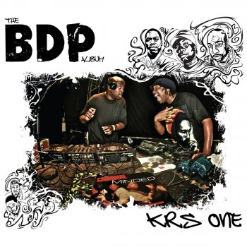 Testi The B.D.P. Album (Special Edition)