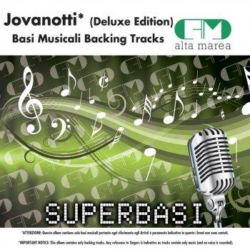 Testi Basi Musicali: Jovanotti - Deluxe Edition (Backing Tracks Altamarea)